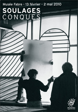 Soulages Conques